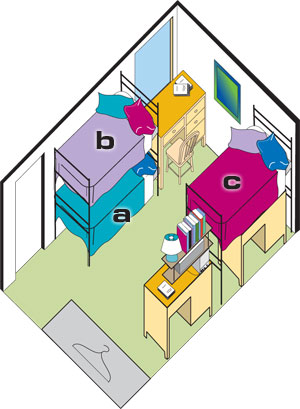 Uc San Diego Housing Room Types And Layouts